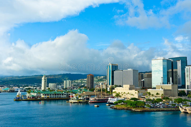 Honolulu, Hawaii, United States royalty free stock photos