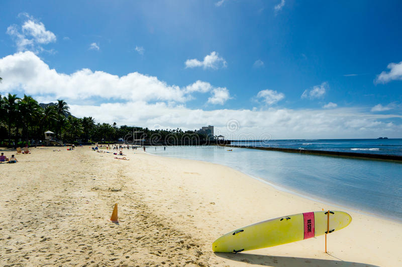 Honolulu, Hawaje, Stany Zjednoczone zdjęcia stock