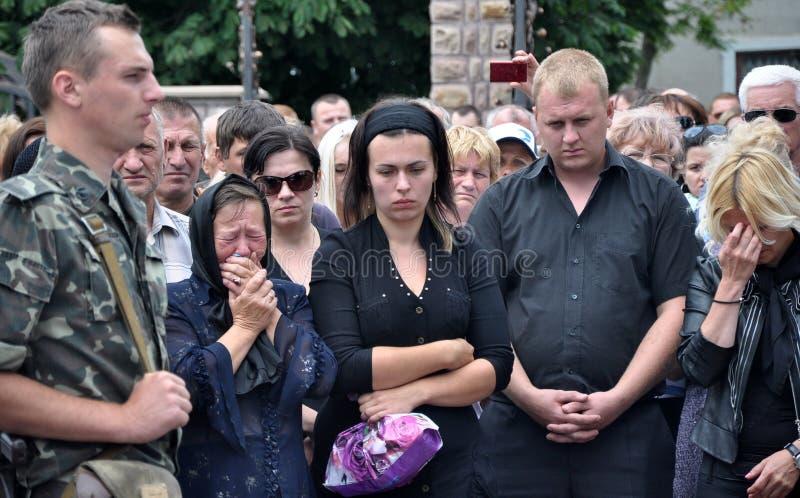A honra a mais atrasada Gulko Oleg imagens de stock royalty free