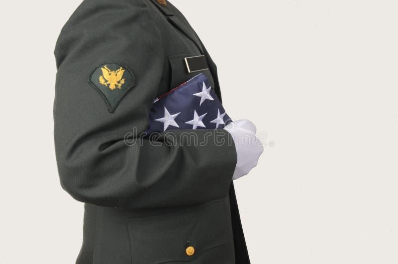 Honra militar imagens de stock