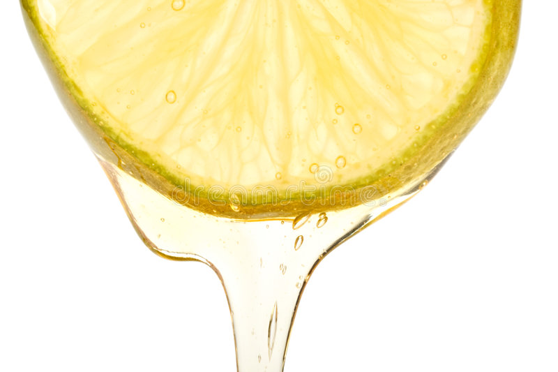 honunglimefrukt arkivbild