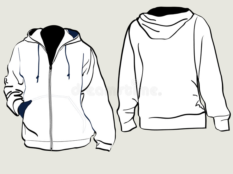Hooded sweat shirt stock photo image 9236780 Coloring book hoodie