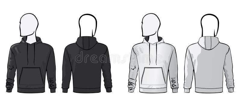 Hoodie blank template stock vector illustration of wear 74462137 download hoodie blank template stock vector illustration of wear 74462137 pronofoot35fo Choice Image