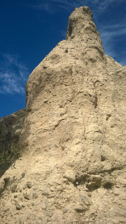 Hoodoo βουνών κοιλάδων τόξων banff στοκ φωτογραφίες με δικαίωμα ελεύθερης χρήσης