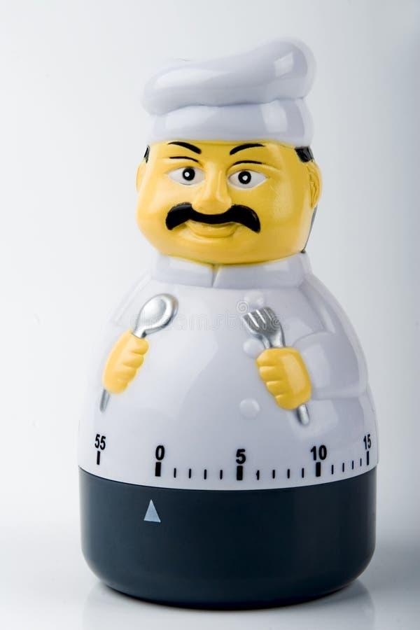 Hoofd chef-kok stock foto