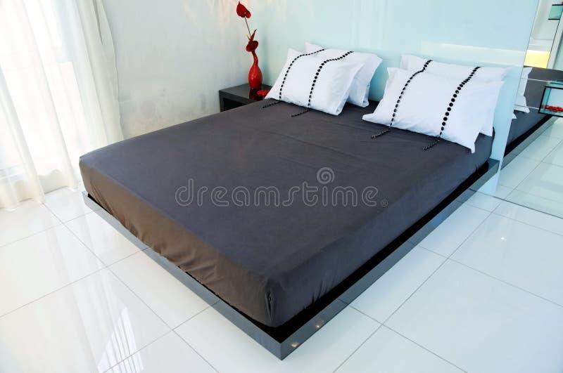 Hoofd slaapkamer stock afbeelding