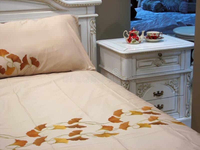 Hoofd slaapkamer royalty-vrije stock foto's