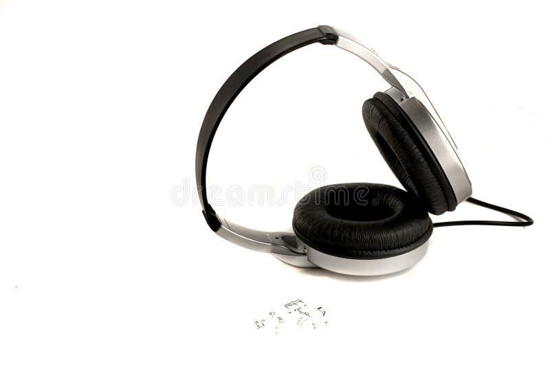 Download Hoofdtelefoons stock afbeelding. Afbeelding bestaande uit muziek - 287395
