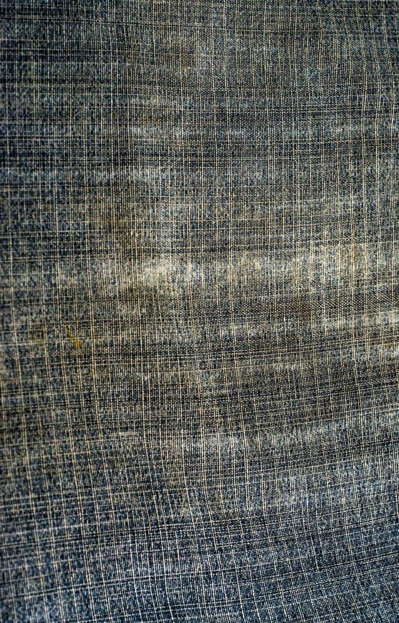 Hoog de definitiebeeld van de jeanstextuur stock afbeelding