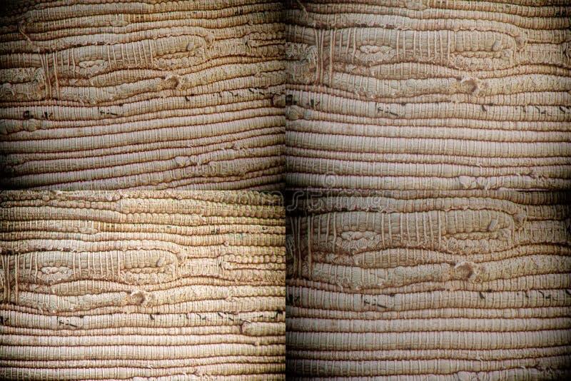 Hoog gedetailleerde textieltextuur als achtergrond, stoffenoppervlakte voor website of mobiele apparaten royalty-vrije stock foto