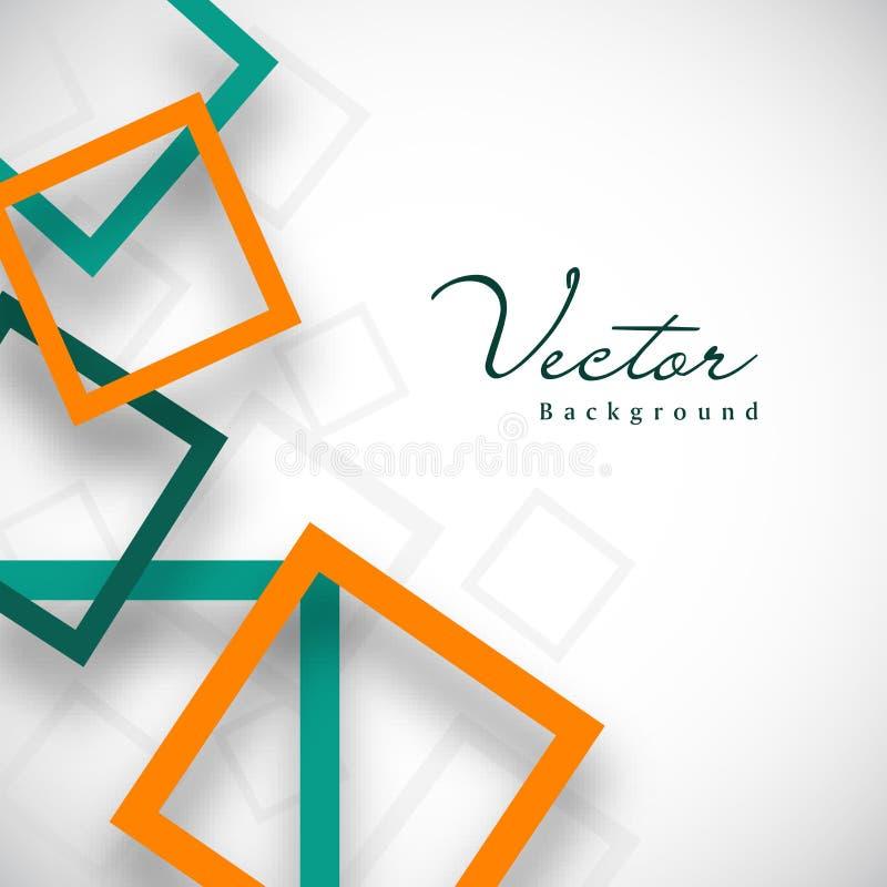 Hoog - technologie abstracte achtergrond. vector illustratie