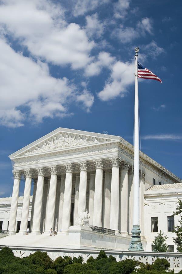 Hooggerechtshof royalty-vrije stock foto's