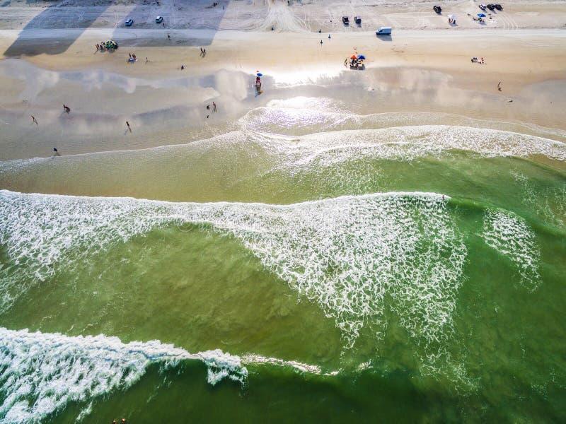 Hoogste mening van Daytona Beach stock afbeelding