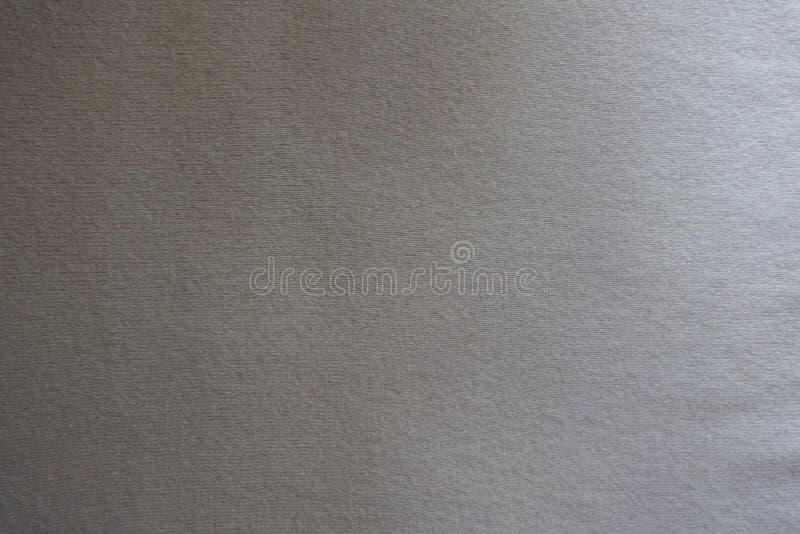 Hoogste mening van de witte wollen stof van Jersey stock afbeelding