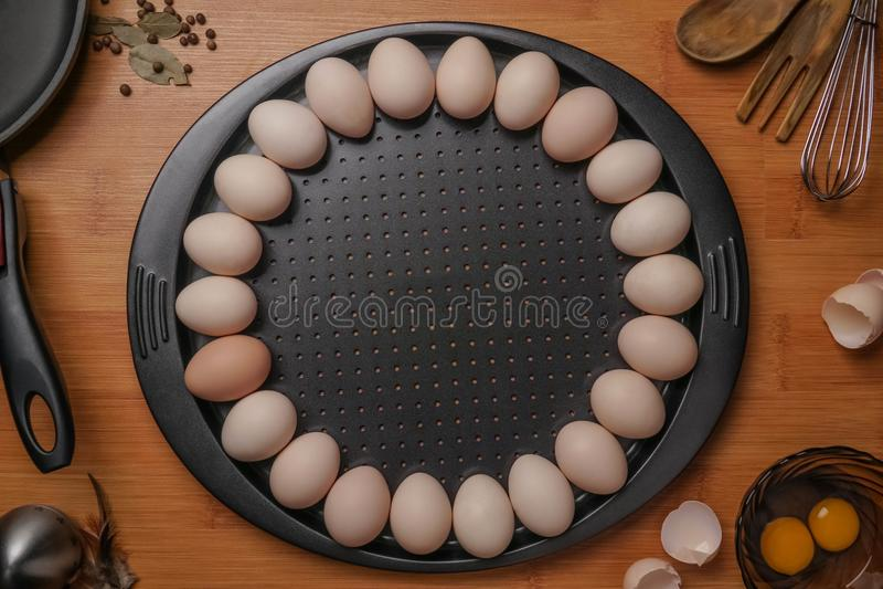 hoogste mening van eieren in gezonde komgroep, ingrediënt, het leven, macro, maaltijd, voedzame aard, nieuw, ovaal voorwerp, oud, stock afbeeldingen