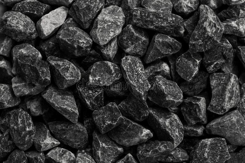 Hoogste mening van steenkool minerale zwarte als achtergrond van de kubussteen indus royalty-vrije stock afbeeldingen