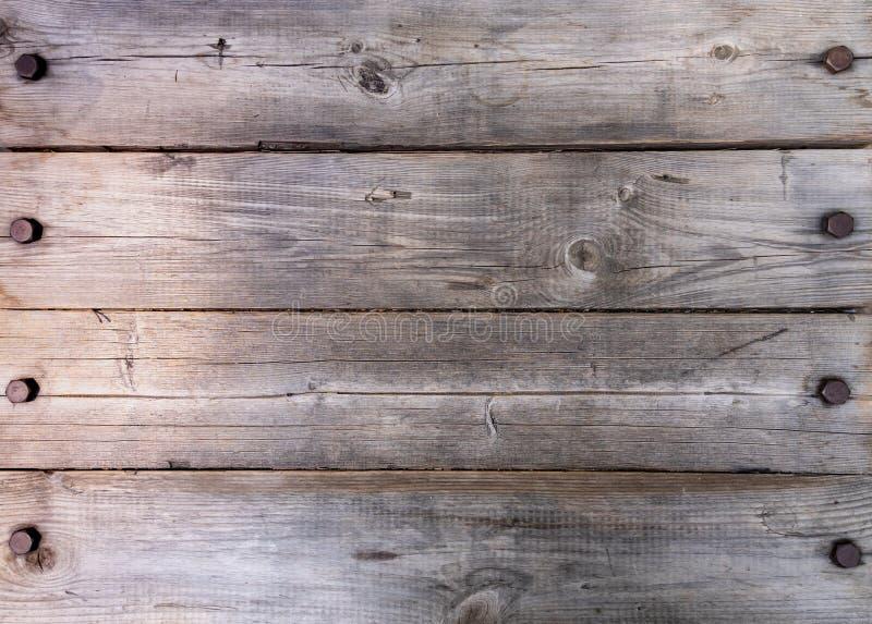 hoogste van de de aardhorizon van de meningstextuur de lijn uitstekende houten achtergrond stock afbeeldingen