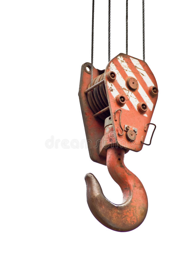 Free Hook Crane Royalty Free Stock Photography - 7806477