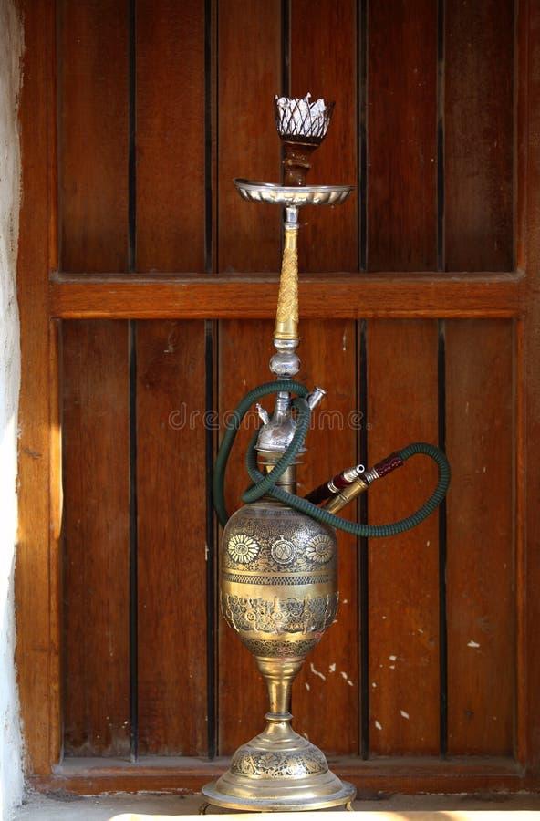 hookah παράθυρο σωλήνων στοκ εικόνες