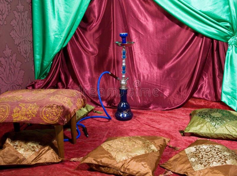 Hookah room royalty free stock photos