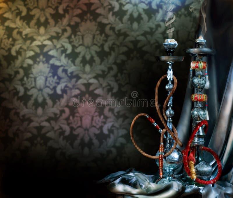 hookahshisha royaltyfri foto