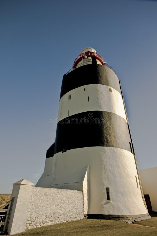 Hookhead Lighthouse royalty free stock photography