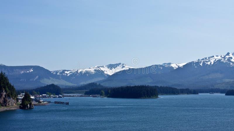 Hoonah, Alaska imagem de stock royalty free
