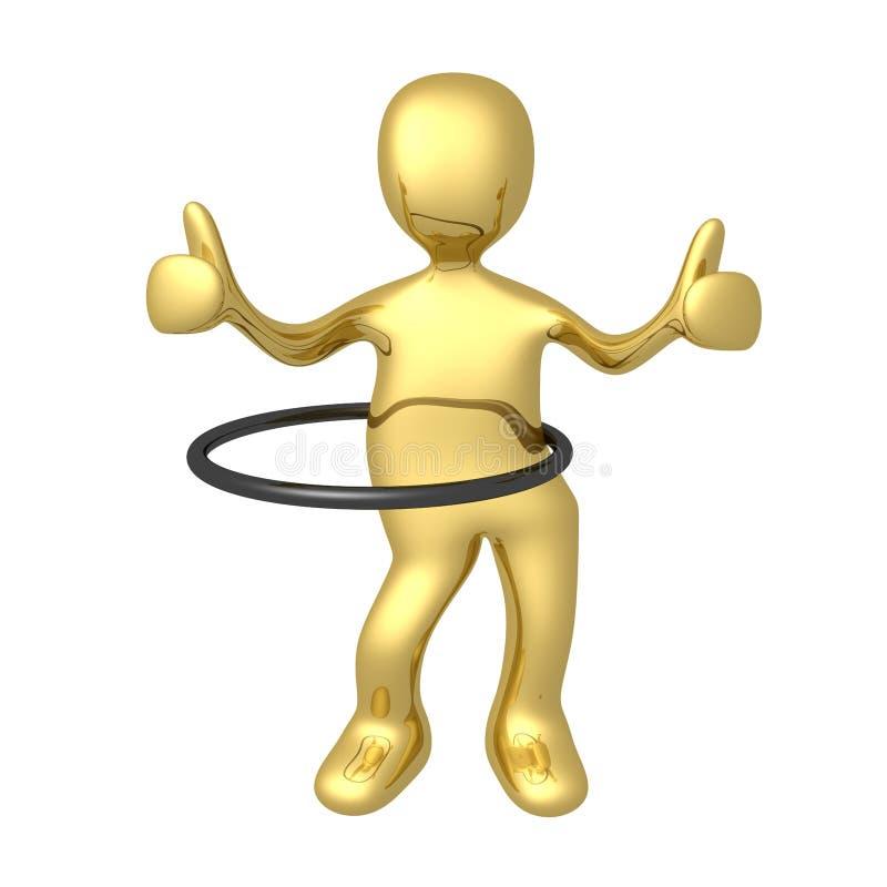 Download Hoop Dancing Stock Photos - Image: 17904983