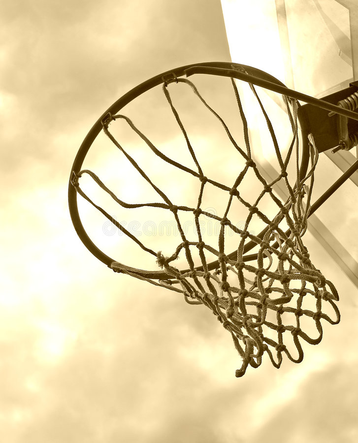 Free Hoop Dreams Royalty Free Stock Image - 112806