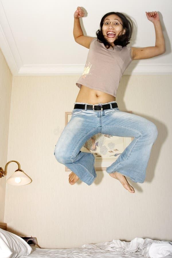 Download Hooraay stock photo. Image of attire, energetic, leap, joyful - 237168