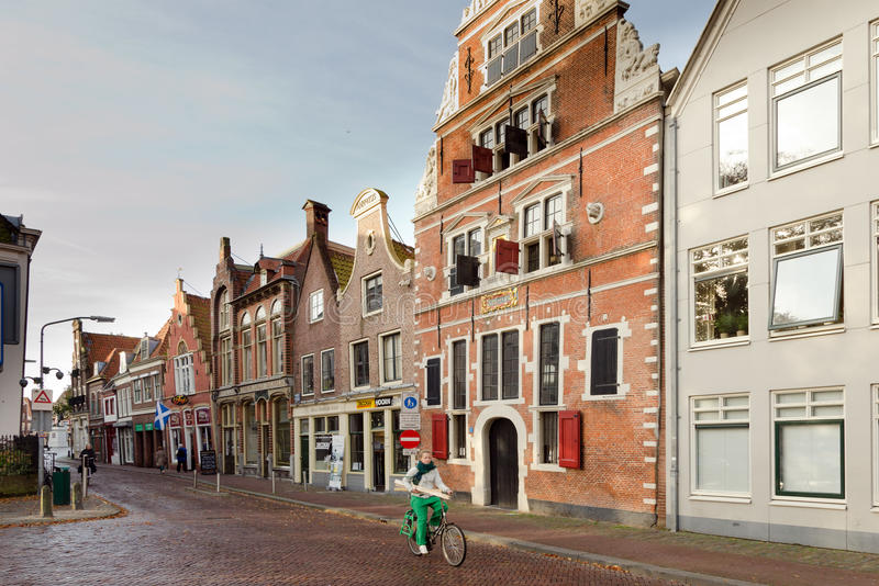 Download Hoorn editorial stock image. Image of holland, typical - 34836324