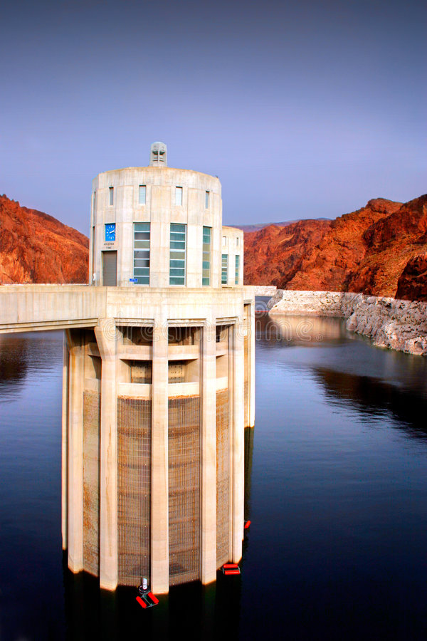 Free Hoover Dam Royalty Free Stock Image - 1234106