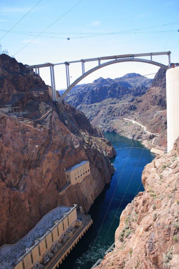 Hoover Dam Stock Photos