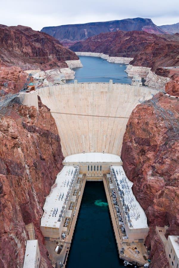 A Hoover Dam stock photos