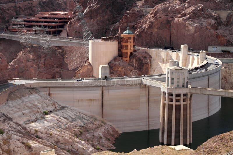 Download Hoover Dam stock photo. Image of highway, engineering - 23233602