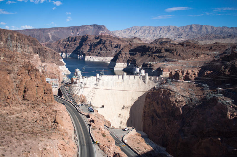 Download Hoover Dam stock photo. Image of rock, highway, colorado - 36988750