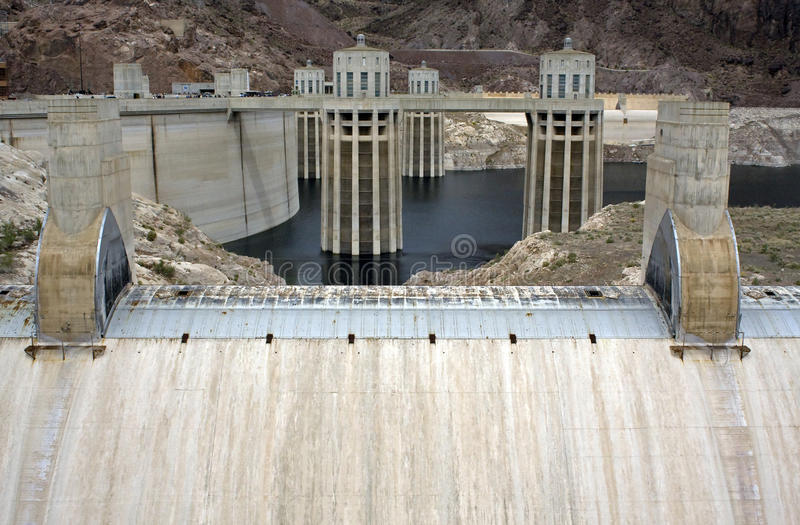 Download Hoover Dam Near Boulder City Stock Photo - Image: 10540820
