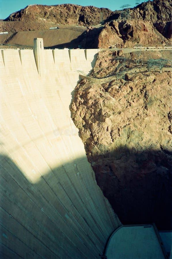 Hoover Damn royalty free stock photos