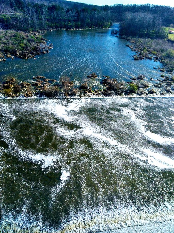 Download Hoover-Fluch stockfoto. Bild von landschaft, baum, sonne - 90231526