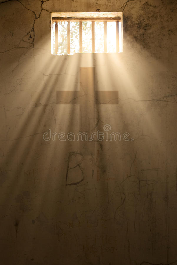 Free Hope Or Freedom Christian Cross Of Christ Stock Images - 11925784
