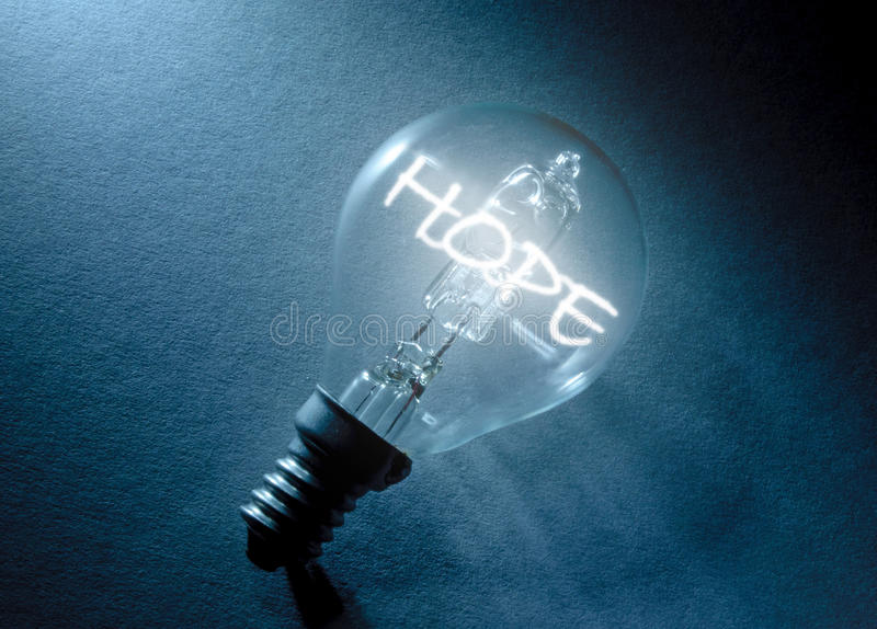 Hope stock images