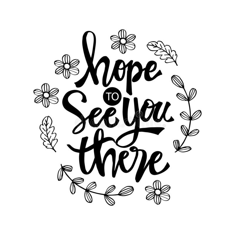 Image result for hope to see you there clipart
