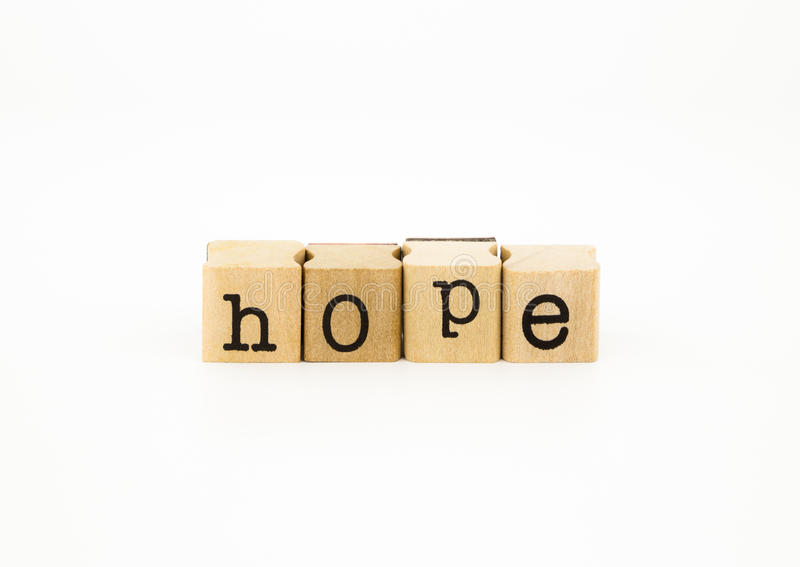 Download Hope Wording, Desire And Expectation Concept Stock Image - Image: 37767661