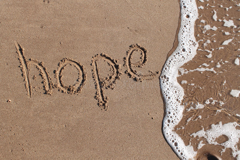 hopelessness fotografia stock