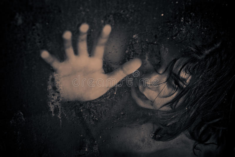 Hopelessness. Concept abstract creative expression royalty free stock photos