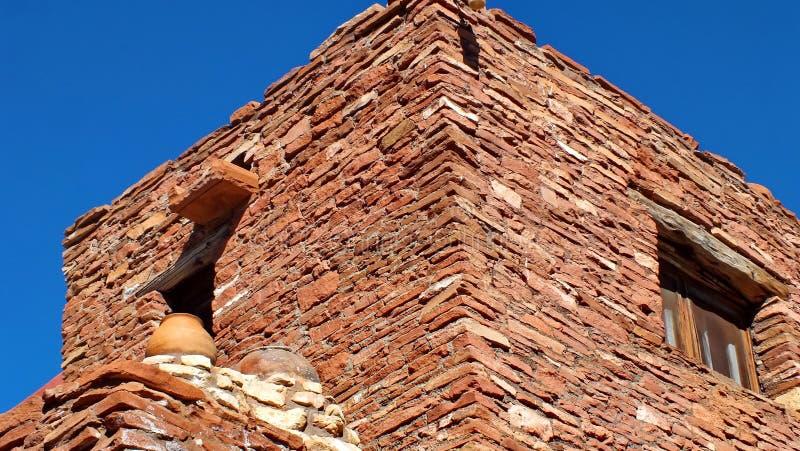 Hopi House en el pueblo de Grand Canyon imagen de archivo libre de regalías