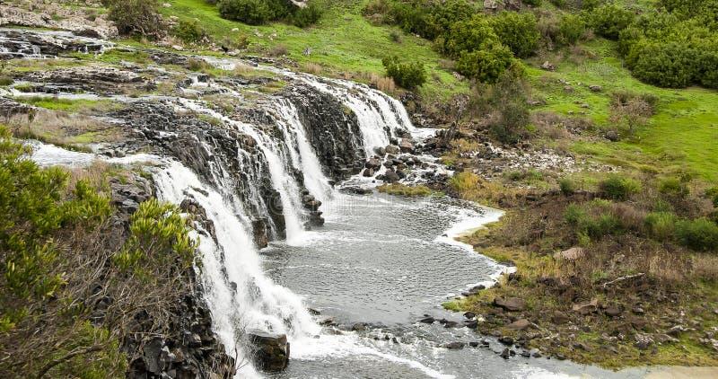 Hopkins-Wasserfall stockfotografie