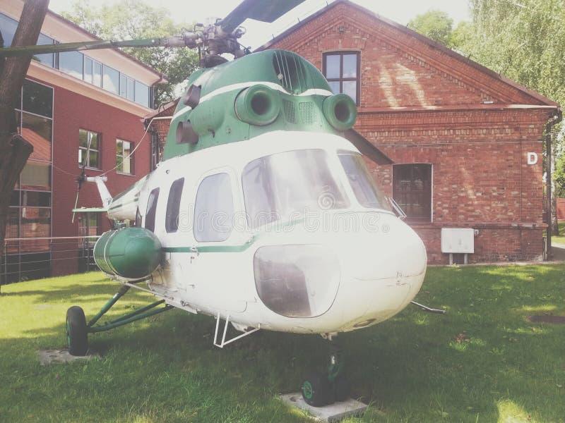Hoplite Mi-2 fotografia de stock