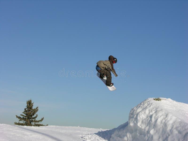 Download Hopp fotografering för bildbyråer. Bild av lutning, vinter - 518541