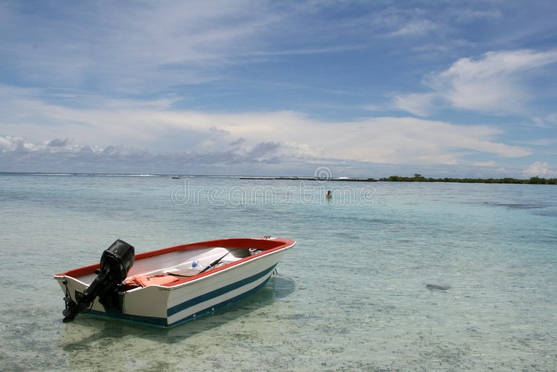 hopping νησί στοκ εικόνα με δικαίωμα ελεύθερης χρήσης